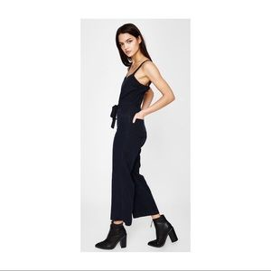 Paige Emma Jumpsuit in Black Pearl